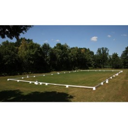 Premium Dressage Arena - 20m x 40m (4m boards)