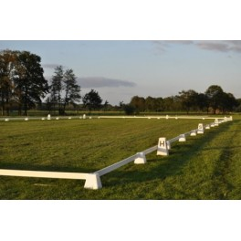Dressage Arena - 20m x 60m with 12 Letter Towers
