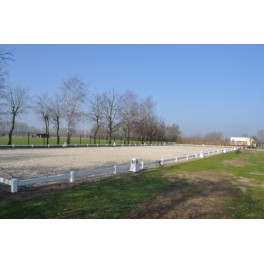 Permanent Dressage Arena Edge - 20m x 40m