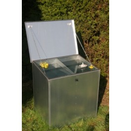Weather Proof SINGLE Compartment Feed Bin - 1 compartment