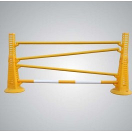 Pair of Maxi Wing Stands with Extensions