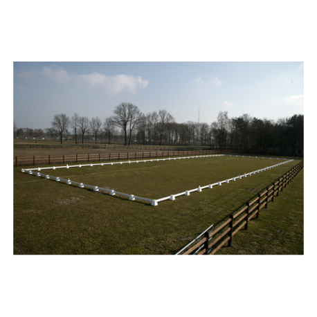 Dressage Arena 20m X 60m 2m Boards The Dressage