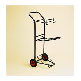 Tack Trolley - bow front