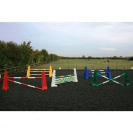 Novice Pack (5 Fence) : Includes 2 Spread Fences