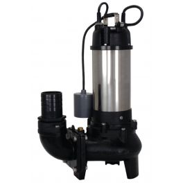 380 - 1500L/min Submersible Sewage for Solids Handling