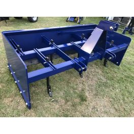 """Extreme Duty Grader Box 10ft Wide (120"""")"""