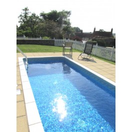 Pack of 9 - Pool Fence - 8ft Wide and 4ft High