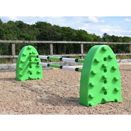 Eco Hedgehog Jumping Block - Eco Jumps (Pair)