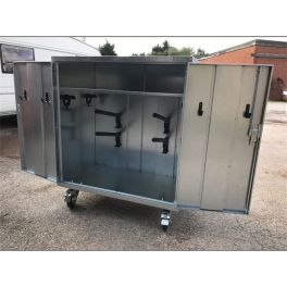 4 Saddle Mobile Competion/Show Locker