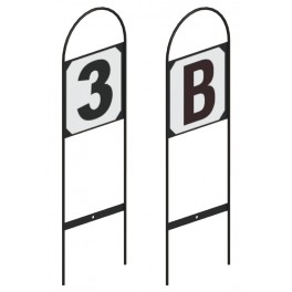 Dressage Markers (R,S,V,P)