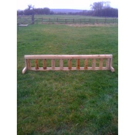 Palisade Standing Filler - 8ft x 18 inches - Natural