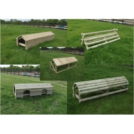 Set of 5 Cross Country Fences