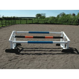 Show Jumps - Spread Wings ( Pair) - Rustic - 3 ft x 2 ft