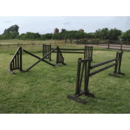 Working Hunter - SET OF 9 - 4ft & 5ft Wings, 8ft & 10ft Poles, Fillers + Cups