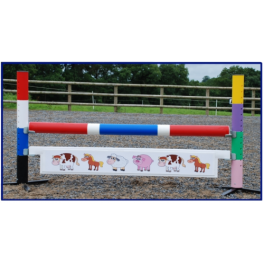 Childrens Full Jump Three - 1.8m Width