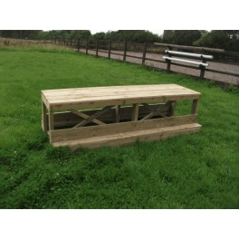 Work Bench - Cross Country Jump - 8ft x 18 inches