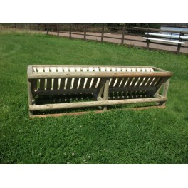 Hay Rack - Cross Country Jump - 8ft x 18 inches