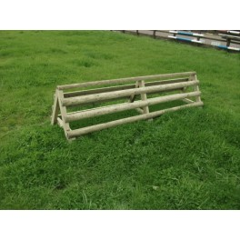 Tiger Trap - Cross Country Jump - 8ft x 18 inches