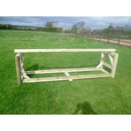 Trakehner - Cross Country Jump - 8ft x 18 inches