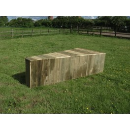 Diagonal Corner - Cross Country Jump - 8ft x 36 inches