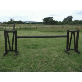 Show Jumps - Working Hunter - Set C - 4ft Wings, 8ft Pole + Cups