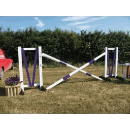 Show Jumps - 5ft Flower Trough Set