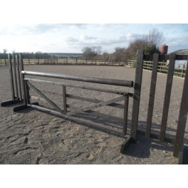 4ft Gate Filler Set - Rustic