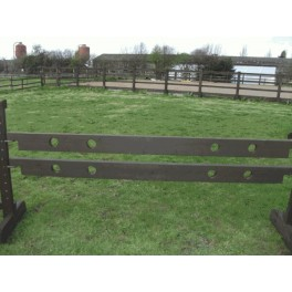 Show Jumps - STOCK FILLER - 8 ft Rustic